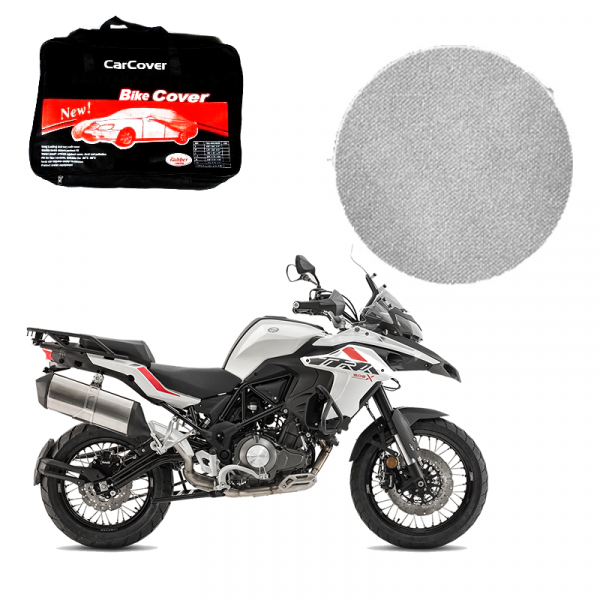 Benelli Trk502x Heavy Bike Microfiber Top Cover