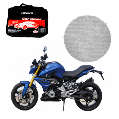 BMW-G-310-R-Motorcycle Microfiber Top Cover