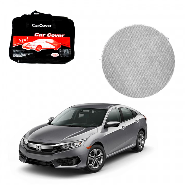 Honda Civic Microfiber Car Top Cover - Model 2016-2018