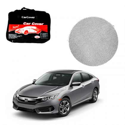 Honda Civic Model 2016-2018 Microfiber Car Top Cover