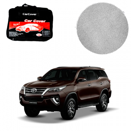 Toyota Fortuner Microfiber Car Top Cover