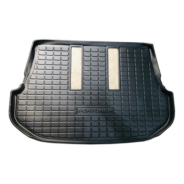 Toyota Fortuner PVC Trunk Mat - Model 2018-2019