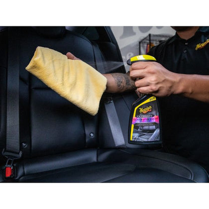 MEGUIAR'S ULTIMATE LEATHER DETAILER 16 OZ