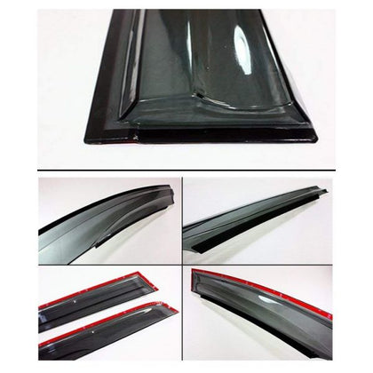 Honda Civic 1992 Air Press 4 Pcs With 3M Adhesive Tape