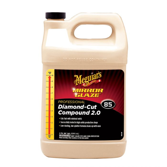 BSP DIAMOND CUT COMPOUND _ 1 GALLON