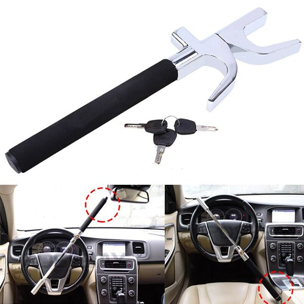 Jingbo Anti-Theft Steering Wheel Lock For Cars