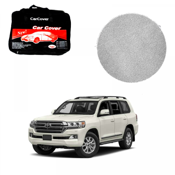 Toyota Land Cruiser V8 Parachute Car Top Cover