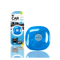 Aroma Car Air Freshener Car Perfume Fragrance Loop Gel Aqua