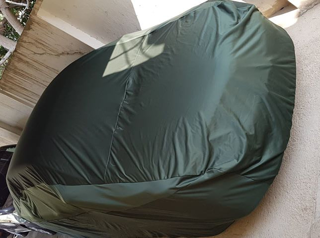 Toyota Passo Model 2010-2016 Microfiber Car Top Cover