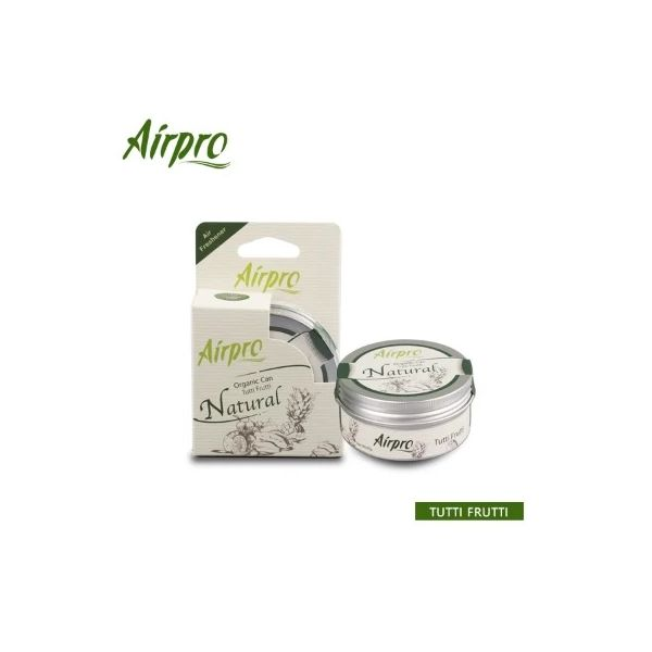AirPro Organic Can Natural Tutti Frutti