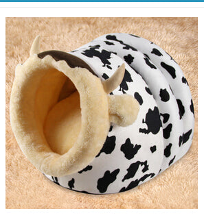 HERMOSO  Milk Cow Dog Bed