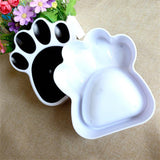 Puppy Paw Dog Food Bowl