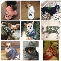 Stylish Dog Winter Sweater