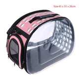 Foldable Pet Dog Carrier