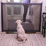 The Ingenious New Safeguard Nylon Mesh Pet gate