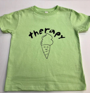 SALE Therapy Ice Cream Green