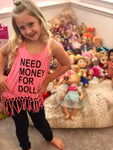 Need Money for Dolls Fringe Tank