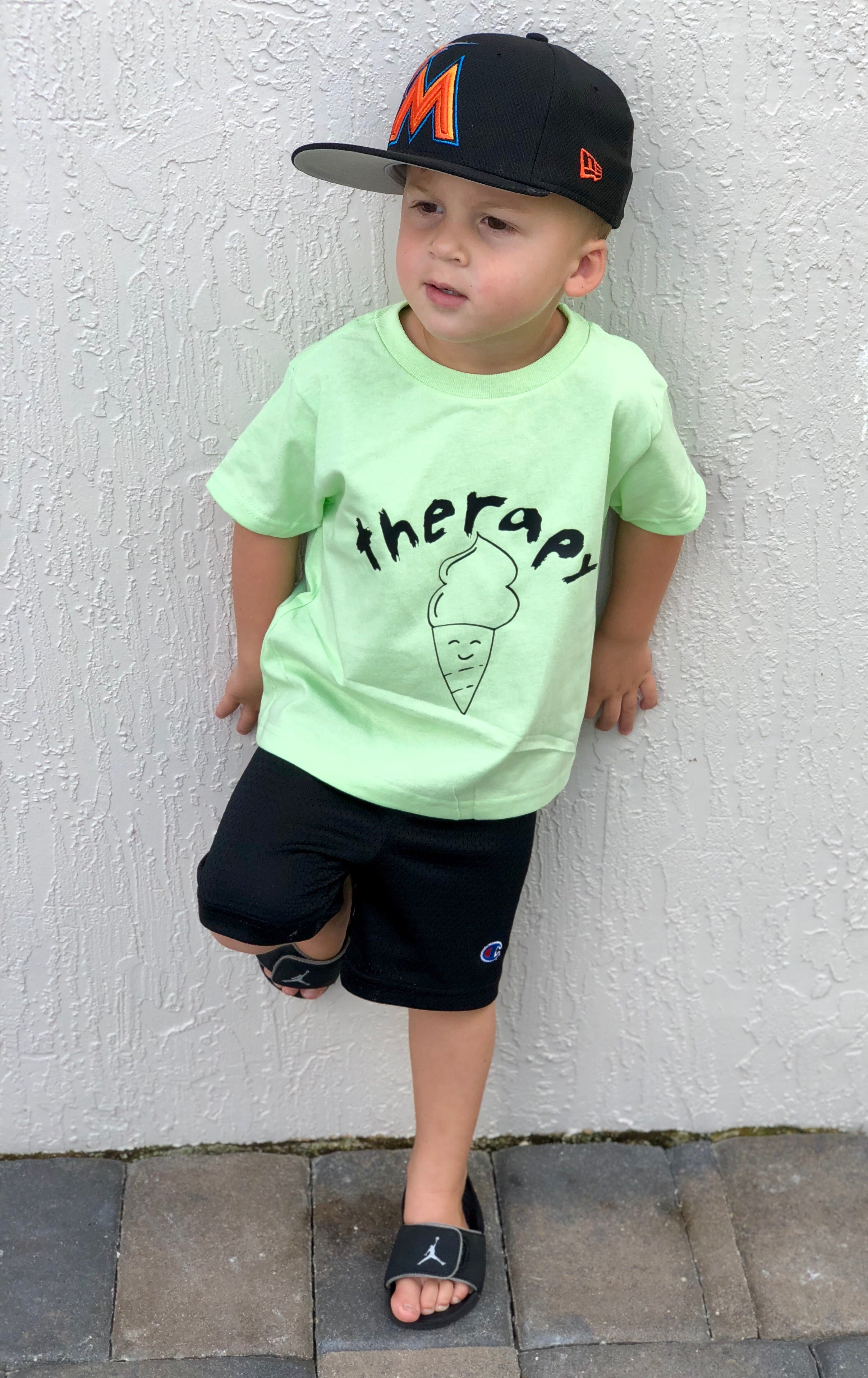 Therapy Ice Cream T-Shirt