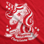 Have A Magical Christmas Women's Tshirt