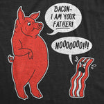 Bacon I Am Your Father Men's Tshirt