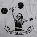 Dost Thou Even Hoist? Men's Tshirt