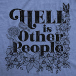 Hell Is Other People Men's Tshirt