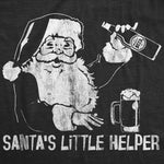 Santa's Little Helper Men's Tshirt