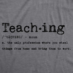 Teaching Definition Women's Tshirt
