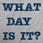 What Day Is It Coronavirus Men's Tshirt