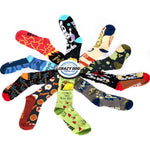 Men's Eat Sleep Fish Socks