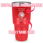 Custom House Dragon Ringneck Tumbler