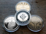"""Silver"" Decision Maker Coin"