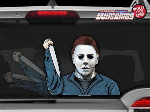 Michael Myers WiperTag