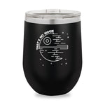 That's No Moon Stemless Wine Cup