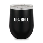 GG BRO Stemless Wine Cup