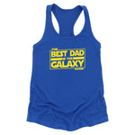 The Best Dad in the Galaxy Apparel