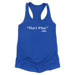 Thats What She Said Apparel