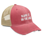 Blame it On The Lag Hat
