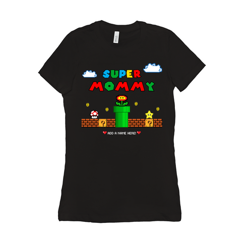 Super Mommy Mother's Day Shirt