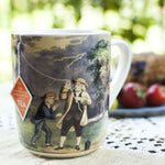 Ben Franklin Kite Tea Mug