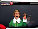 Jolly Elf Waving WiperTag - PRE-ORDER