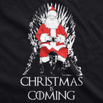 Christmas Is Coming Men's Tshirt