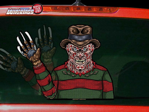 Freddy Krueger WiperTags