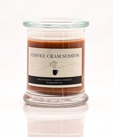 Coffee Cram Session Candle
