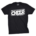 I Find Your Lack of Cheer Disturbing Men's Tshirt