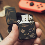 Laser Engraved Gameboy Lighter
