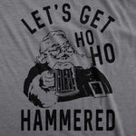 Ho Ho Hammered Men's Tshirt