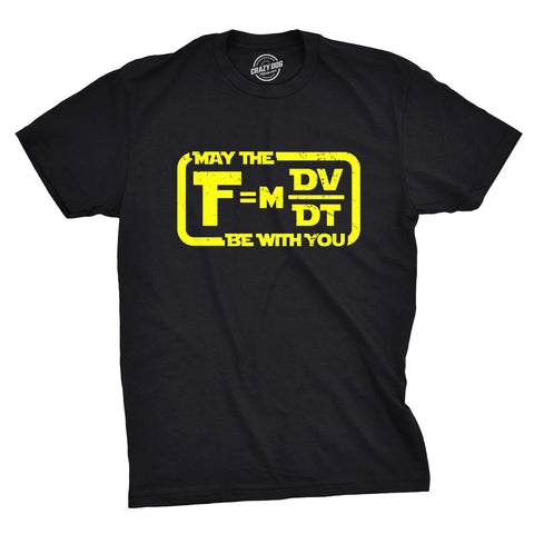 The Force Equation Men's Tshirt