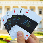 Programming Language Playing Cards - Code Deck