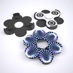 Vortex Animated Fidget Spinners